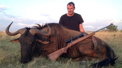 Lungile Safaris Blue Wildebeest