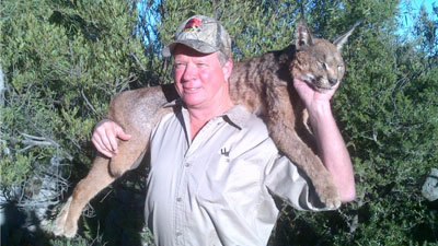 Lungile Safaris Caracal