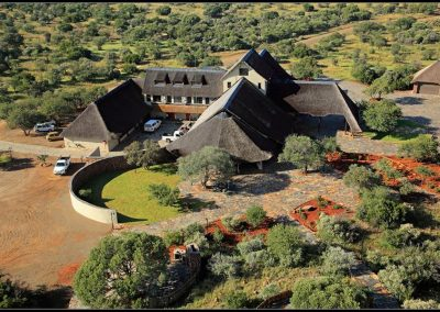 Lungile Safaris Freestate Lodge