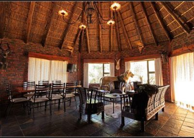 Lungile Safaris Freestate Lodge2
