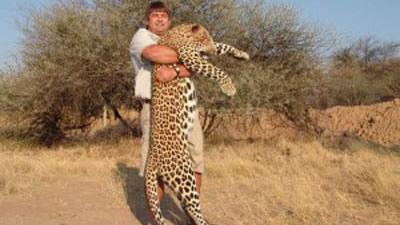 Lungile Safaris Leopard