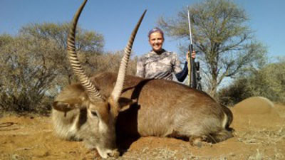 Lungile Safaris Waterbuck